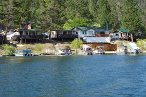 Loon Lake, British Columbia Place to stay