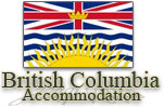 British Columbia Accommodations